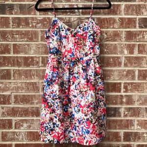 J. Crew Multicolored Sundress